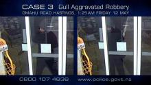 Case 3: Crime of the Week - Gull Aggravated Robbery, Hastings