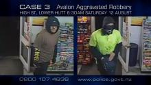 Case 3: Crime of the Week - Avalon Mini Mart Aggravated Robbery, Lower Hutt