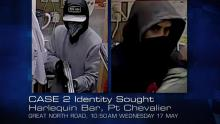 Case 2: Identity Sought - Harlequin Bar, Pt Chevalier