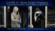 Case 2: Identity Sought - Z Service Station, Dublin Street, Whanganui