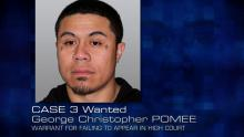 Case 3: Wanted - George Christopher POMEE