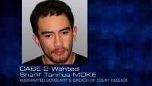 Case 2: Wanted - Sharif Tanirua MOKE