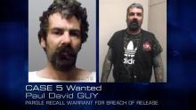 Case 5: Wanted - Paul David GUY