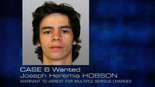 Case 6: Wanted - Joseph Heremia HOBSON