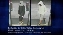 Case 2: Identity Sought - Pioneer Highway, Palmerston North