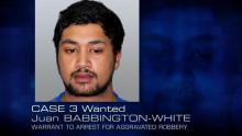 Case 3: Wanted - Juan BABBINGTON-WHITE