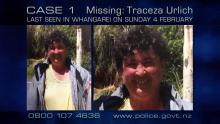 Case 1: Missing - Traceza Urlich