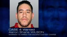 Case 4: Wanted - Aaron Shane WILSON