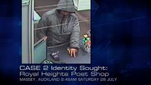 Case 2: ID Sought - Massey PostShop