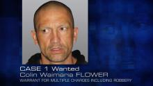 Case 1: Wanted - Colin Waimaria FLOWER
