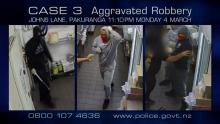 Case 3: Crime of the Week - Pakuranga Fast Food Restaurant Aggravated Robbery, Auckland