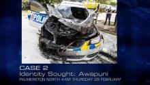 Case 2: Identity Sought - Palmerston North Arson