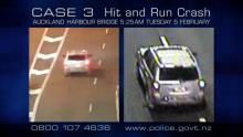 Case 3: Crime of the Week - Harbour Bridge Hit and Run Crash, Auckland
