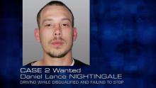 Case 2: Wanted - Daniel Lance NIGHTINGALE