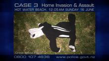 Case 3: Crime of the Week - Hot Water Beach Home Invasion, Coromandel Peninsula