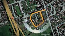 Mangere centre park map