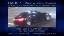 CASE 1: ID Sough - Meliame Fisi'ihoi Homicide, Auckland