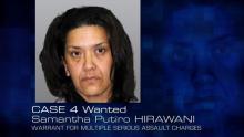 Case 4: Wanted - Samantha Putiro HIRAWANI