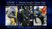 CASE 1: ID SOUGHT - Challenge Moonshine Aggravated Robbery