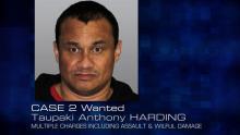 CASE 2: Wanted - Taupaki Anthony HARDING