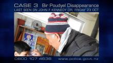 CASE 3: Crime of the Week - Bir Poudyel Disappearance, Palmerston North