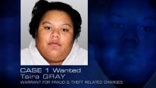 CASE 1: Wanted - Taira GRAY