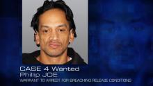 CASE 4: Wanted - Phillip JOE