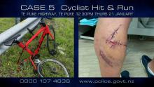 CASE 5: Crime of the Week - Te Puke Cyclist Hit & Run, BOP