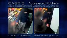 CASE 3: Crime of the Week - Round The Clock Aggravated Robbery, Manurewa, Auckland