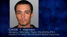 CASE 1: Wanted - Anaru Wiripo Tahi RUDOLPH