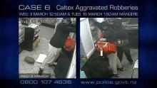 CASE 6: Crime of the Week - Caltex Aggravated Robberies, Māngere
