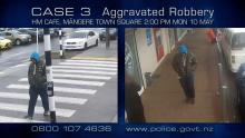 CASE 3: Crime of the Week - HM Café Aggravated Robbery, Māngere