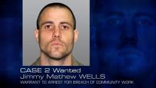 CASE 2: Wanted - Jimmy Mathew WELLS