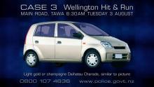 CASE 3: Crime of the Week - Tawa Hit & Run, Wellington