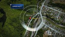 CASE 3: Crime of the Week - Bridge Road Fires, Upper Hutt map