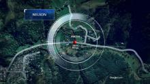 CASE 3: Crime of the Week - Nelson Hit & Run map