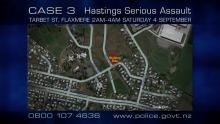 CASE 3: Crime of the Week - Flaxmere Serious Assault, Hastings