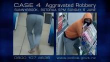 CASE 4: Crime of the Week - Sunnybrook Aggravated Robbery, Rotorua CCTV 2
