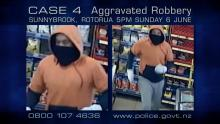 CASE 4: Crime of the Week - Sunnybrook Aggravated Robbery, Rotorua CCTV 3