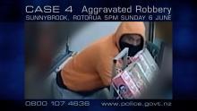 CASE 4: Crime of the Week - Sunnybrook Aggravated Robbery, Rotorua CCTV 1