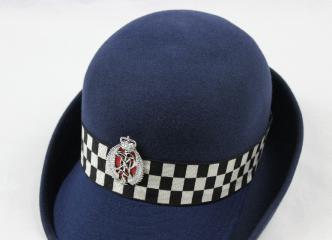 1981 Policewomen hat