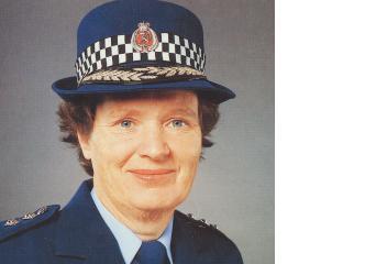 Female Inspector - Angela Harwood