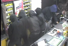 Offenders in Caltex Redwood robbery