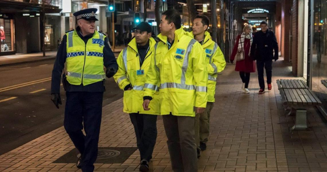 Community safety patrols are building trust and confidence in Police and helping prevent crime and victimisation.