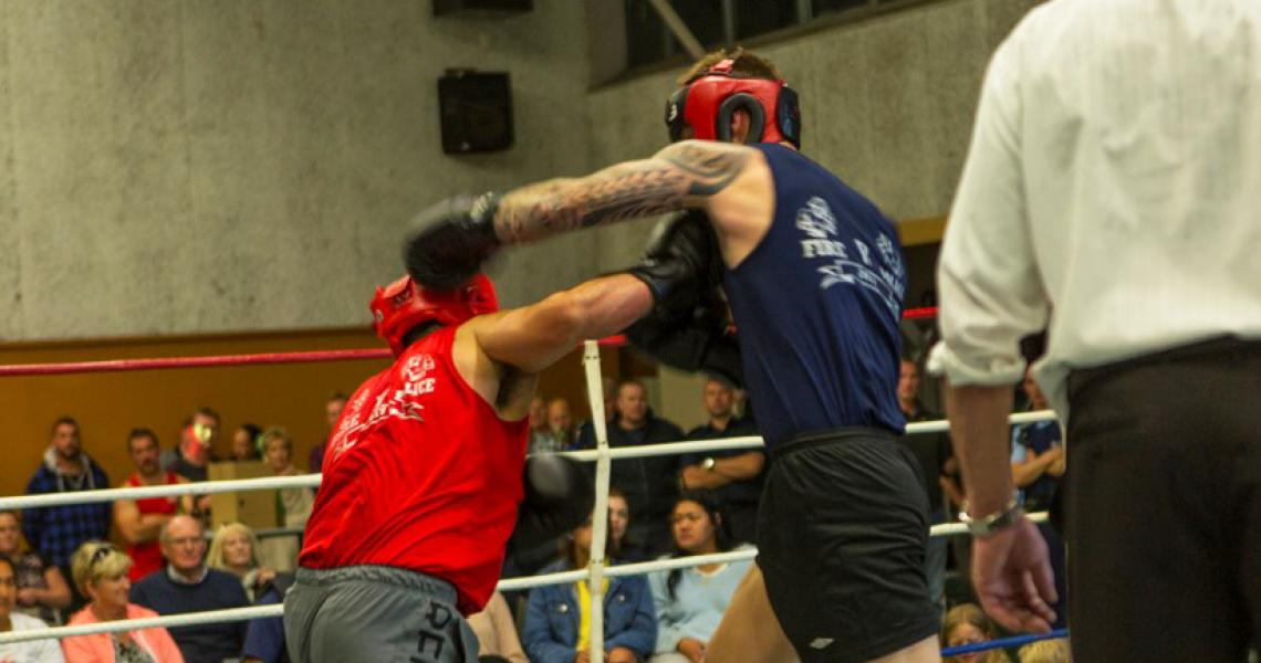 Dunners boxing 2