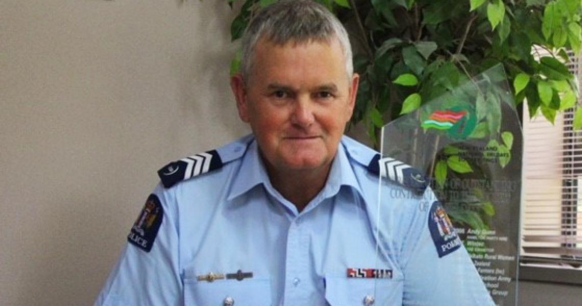 Sergeant Gordon Grantham