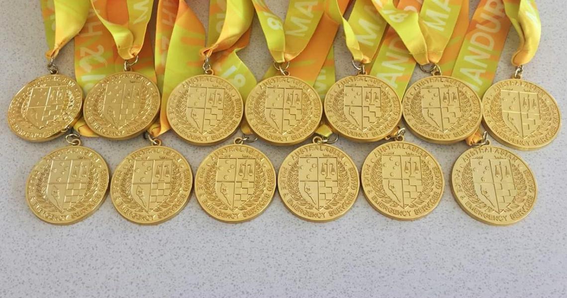 games medals