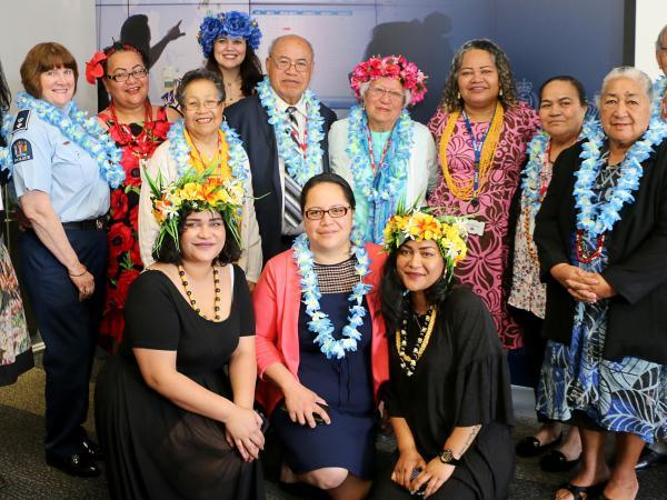 Niue lineup