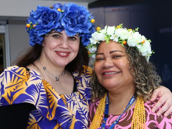 Niue Georgina