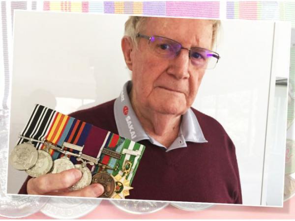 medals trev